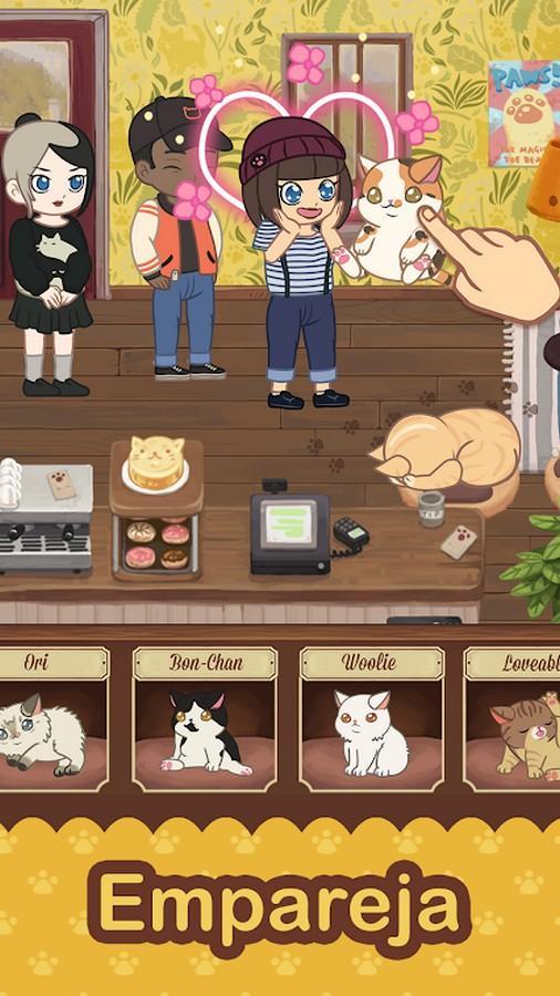 Furistas Cat Cafe APK MOD imagen 1
