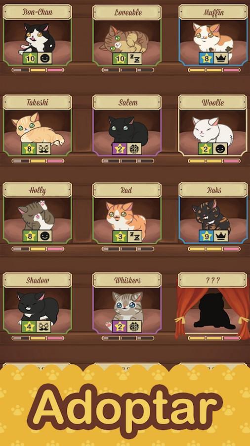 Furistas Cat Cafe APK MOD imagen 2