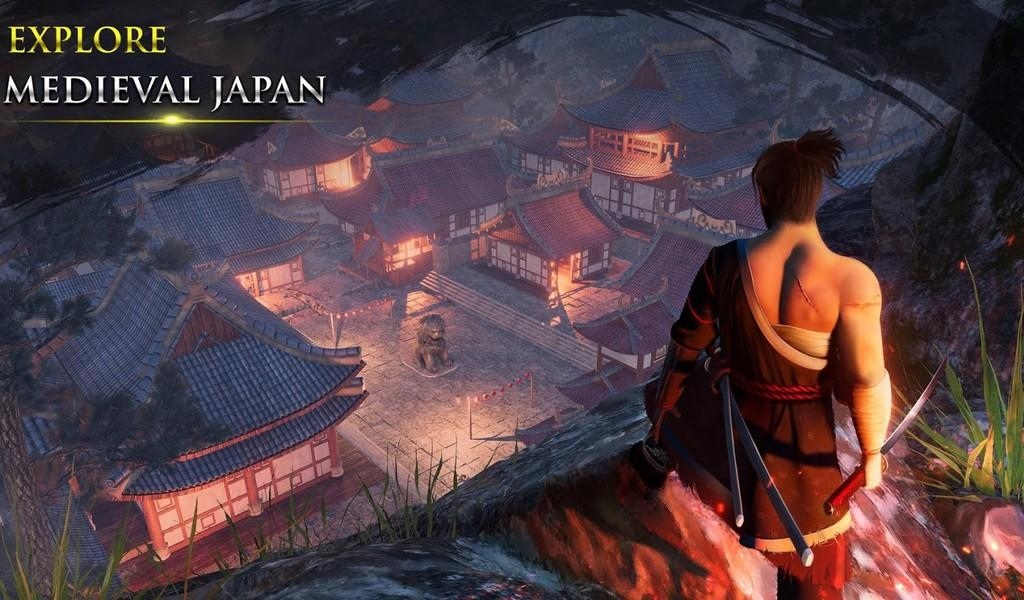 Takashi Ninja Warrior APK MOD imagen 2