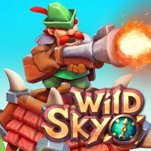 Wild Sky Tower Defense APK MOD