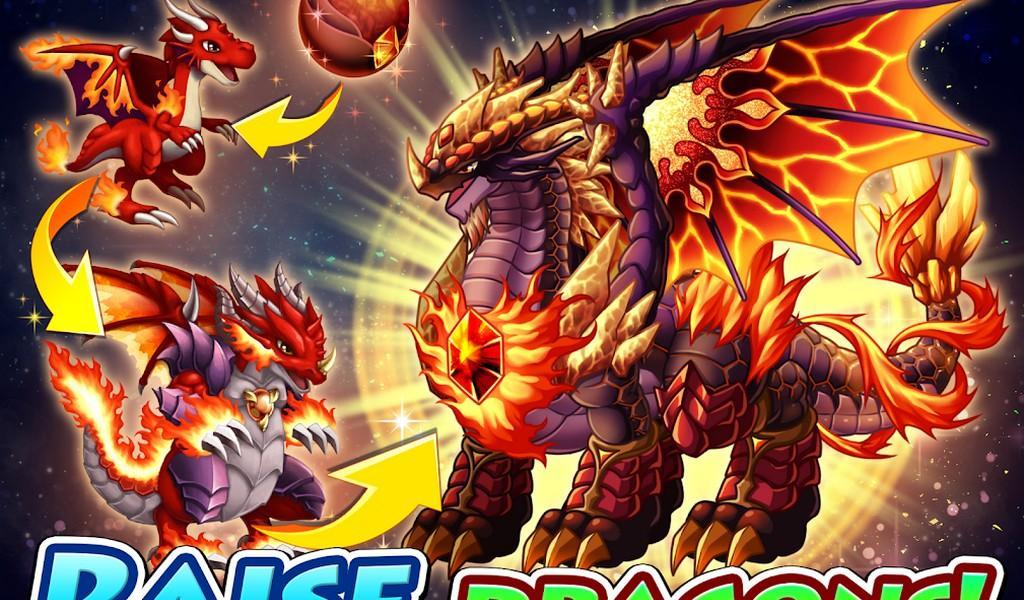 Dragon x Dragon APK MOD imagen 1