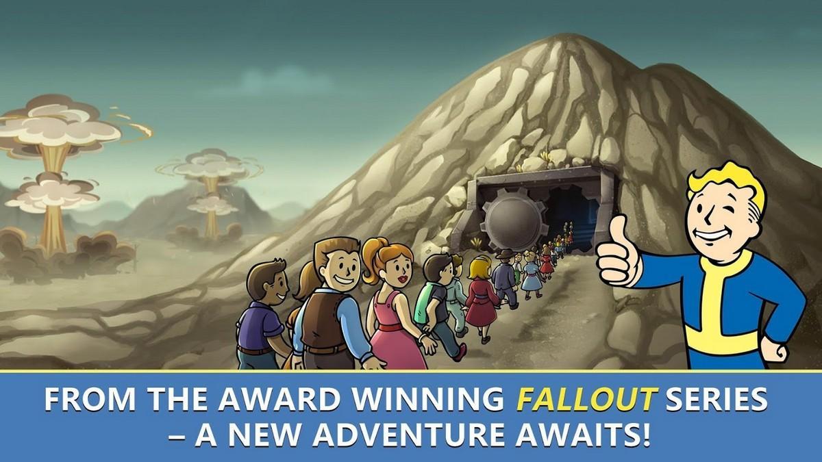 Fallout Shelter Online APK MOD imagen 2