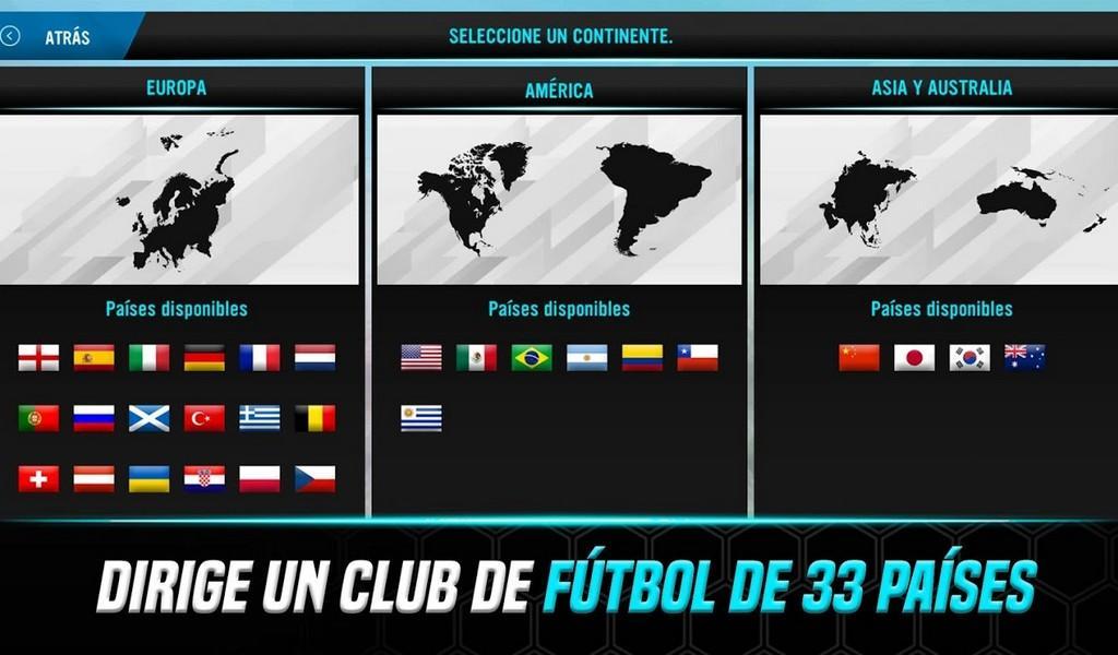 Soccer Manager 2021 APK MOD imagen 2