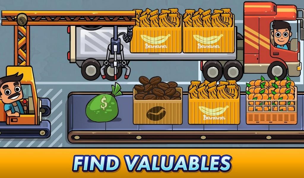 Transport It! - Idle Tycoon APK MOD imagen 1