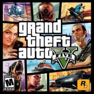 GTA 5 – Grand Theft Auto V APK MOD