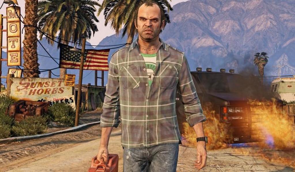 GTA 5 – Grand Theft Auto V APK MOD imagen 1
