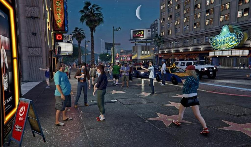 GTA 5 – Grand Theft Auto V APK MOD imagen 2