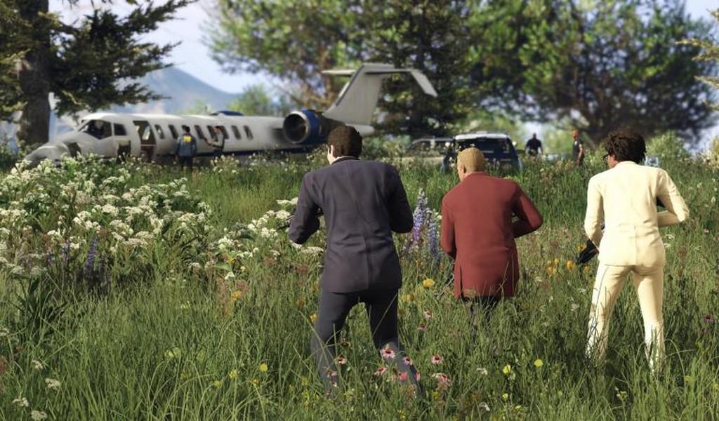 GTA 5 – Grand Theft Auto V APK MOD imagen 3