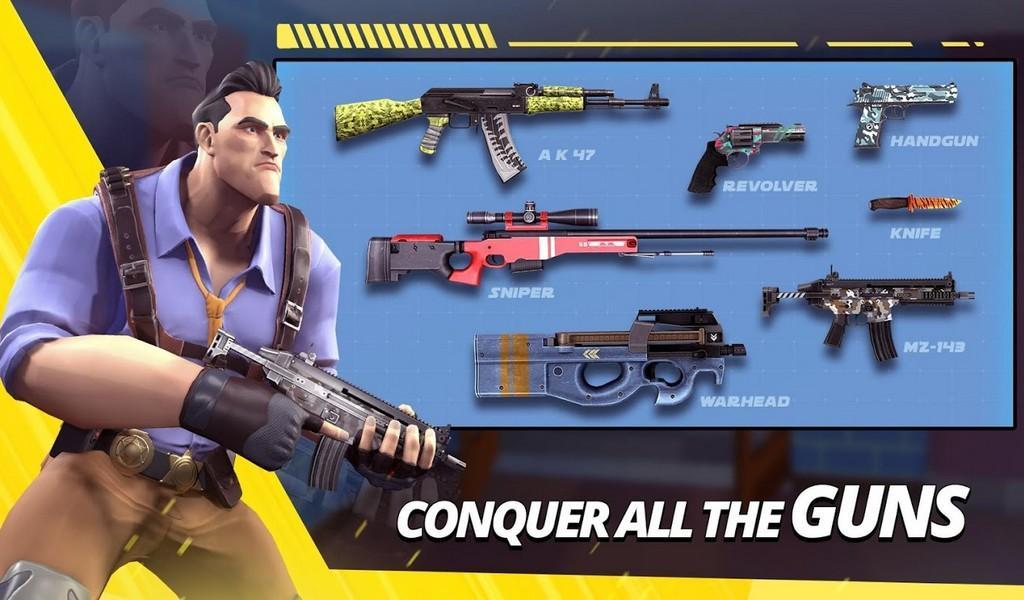 Gun Game - Arms Race APK MOD imagen 3