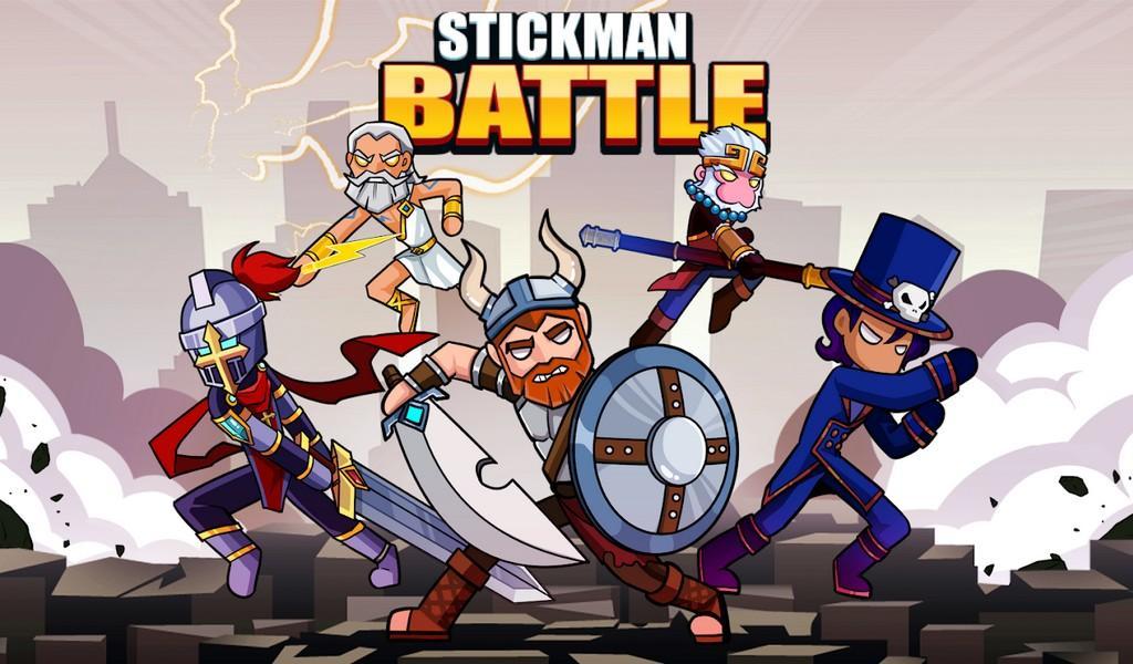 Stickman Battle APK MOD imagen 2
