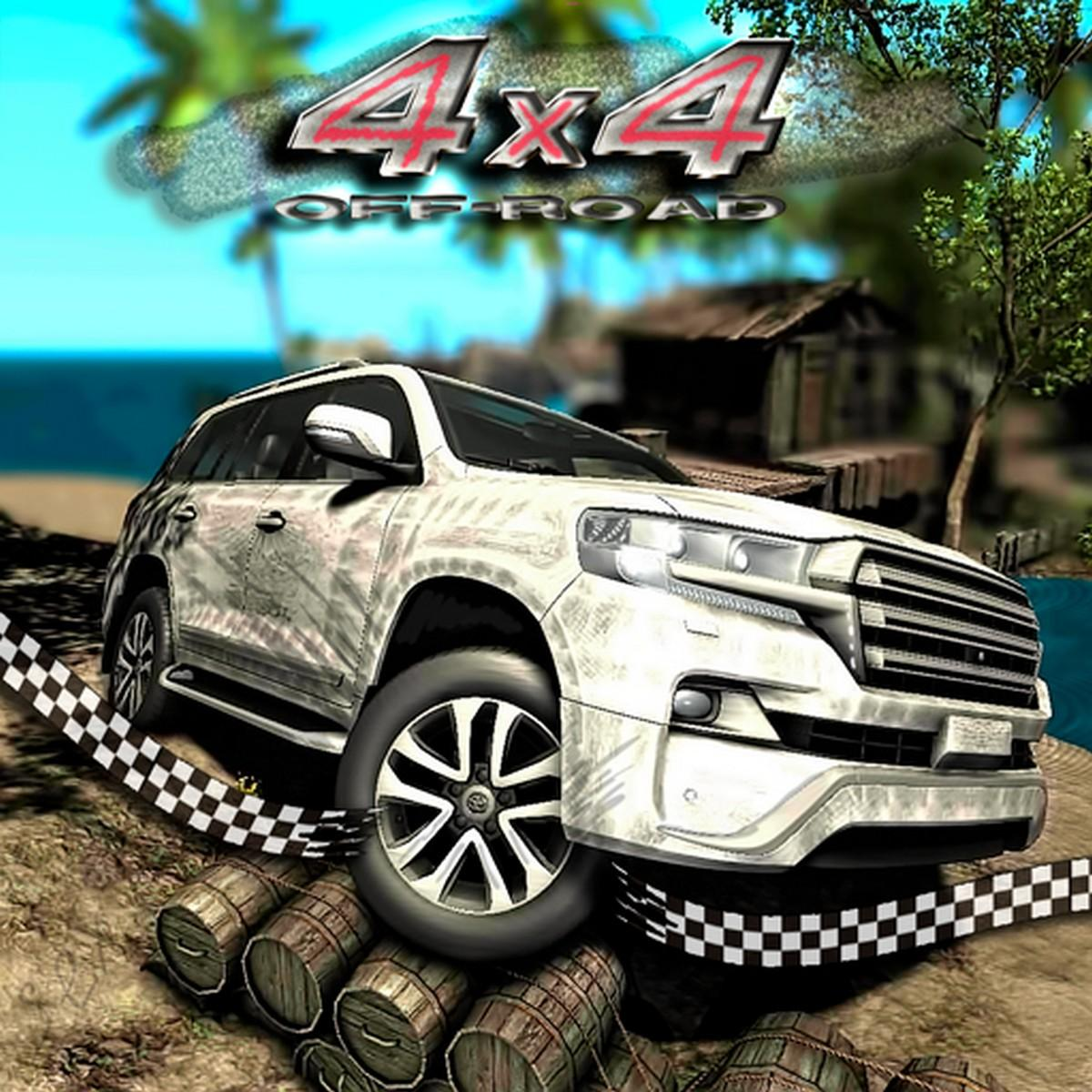4x4 Off-Road Rally 7 APK MOD