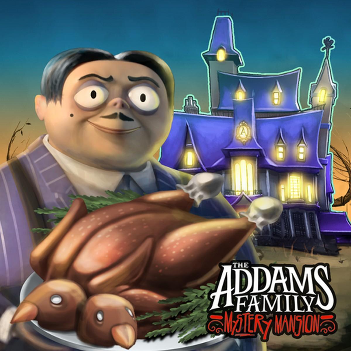 Addams Family Mystery Mansion APK MOD
