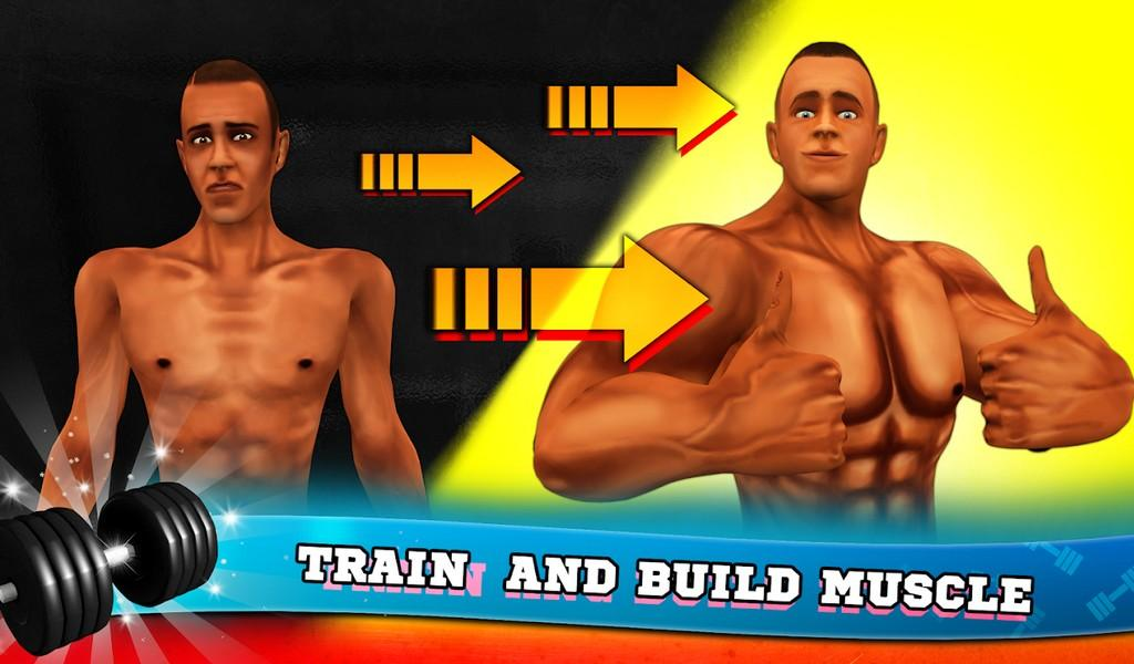 Fitness Gym Bodybuilding Pump APK MOD imagen 3
