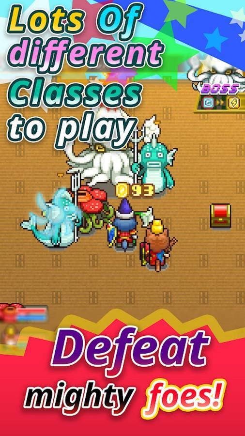 Quest Town Saga APK OD imagen 1