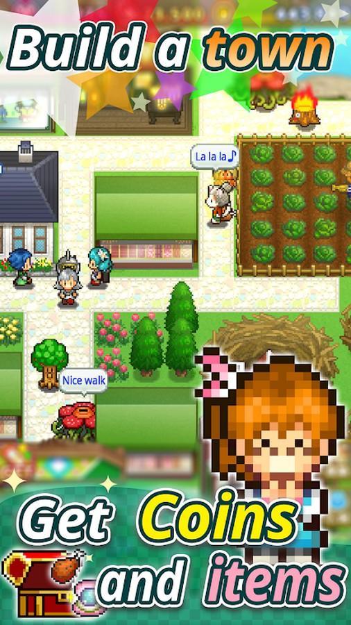 Quest Town Saga APK OD imagen 2