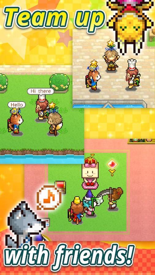 Quest Town Saga APK OD imagen 3