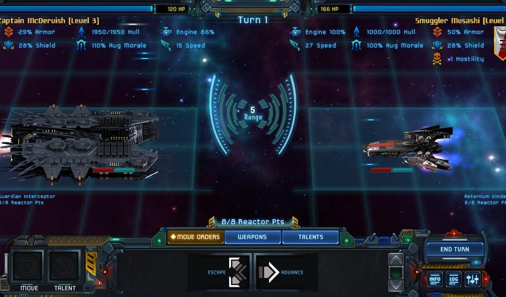 Star Traders Frontiers APK MOD imagen 1