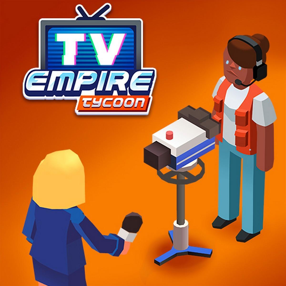 TV Empire Tycoon APK MOD