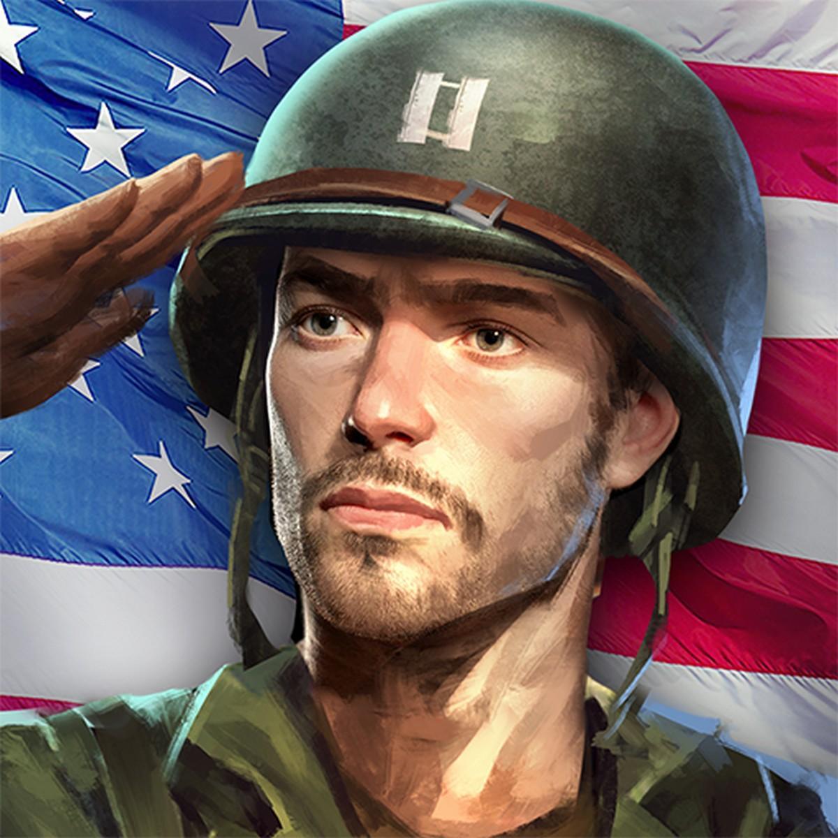 WW2 Strategy Commander Conquer Frontline APK MOD