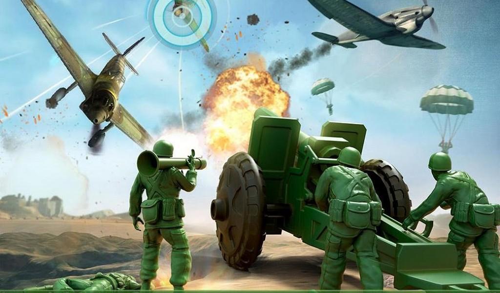 Army Men Strike APK MOD imagen 3