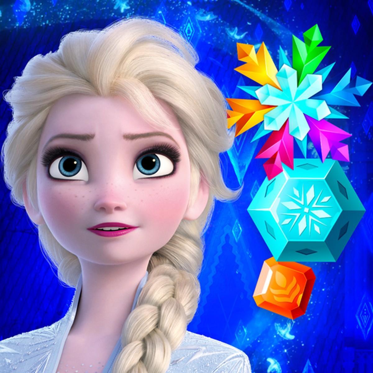 Disney Frozen Adventures APK MOD