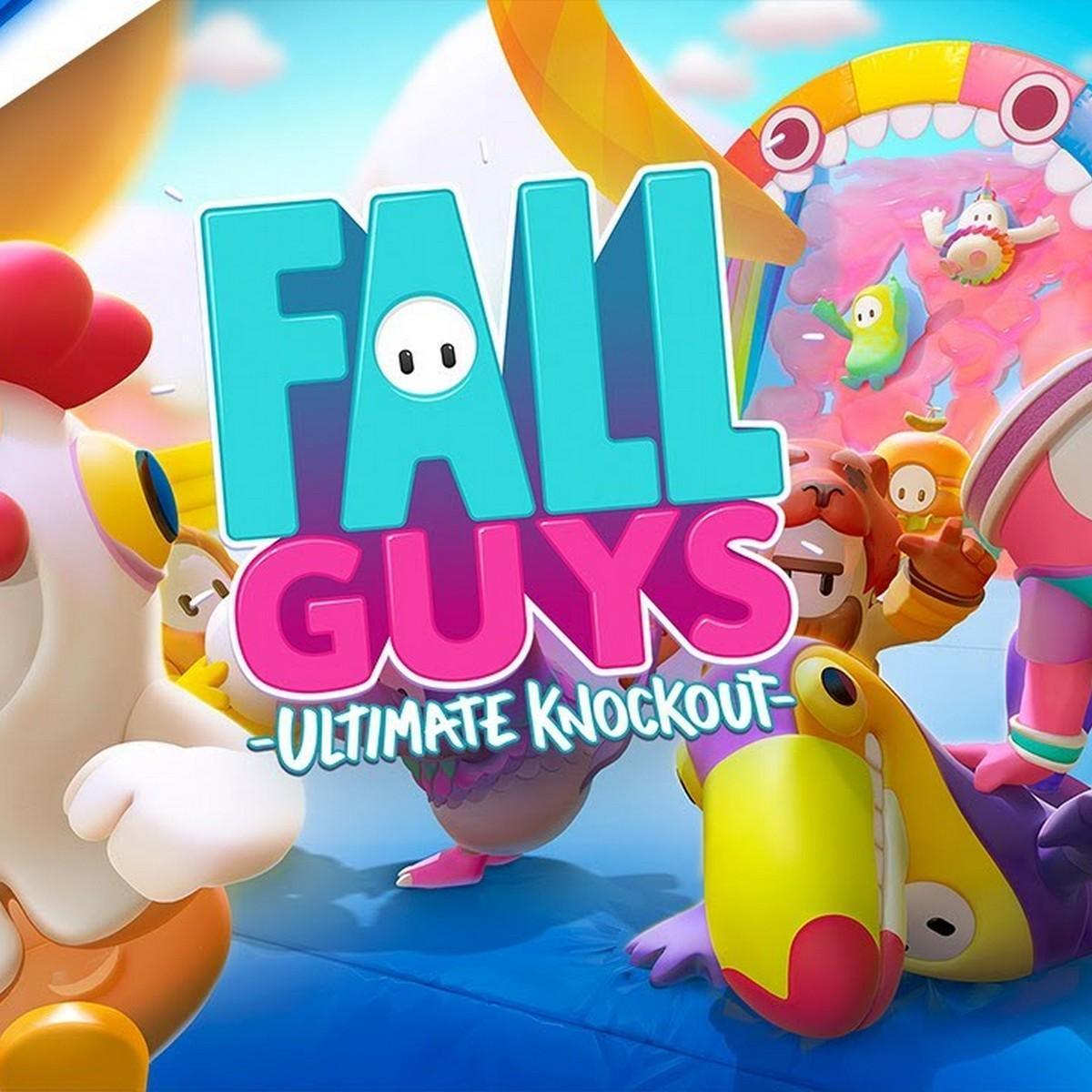 Fall Guys Ultimate Knockout APK MOD