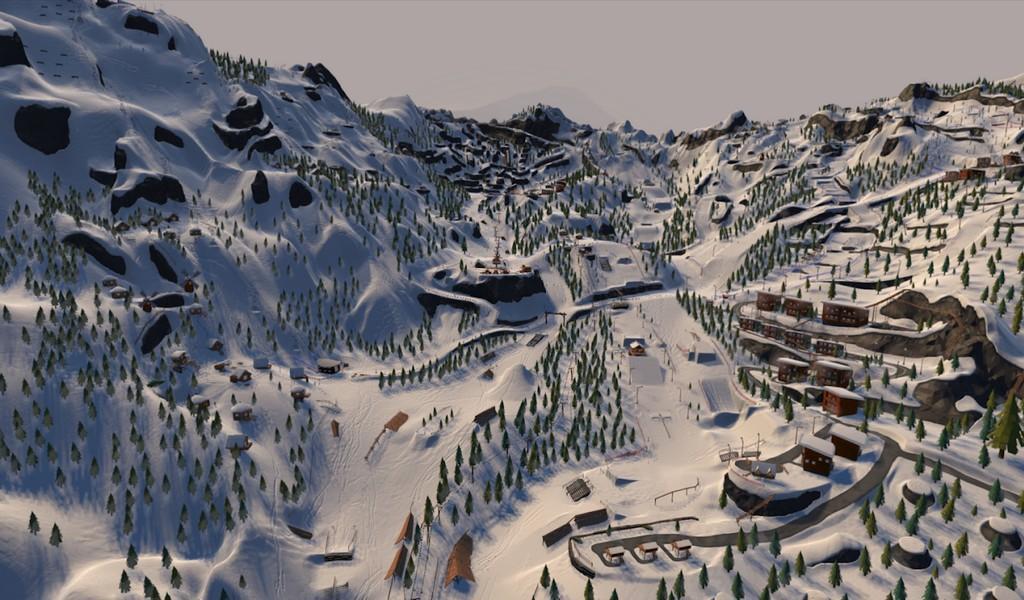 Grand Mountain Adventure APK MOD imagen 3