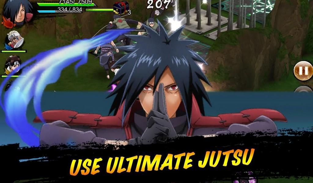 Naruto X Boruto Ninja Voltage APK MOD imagen 3