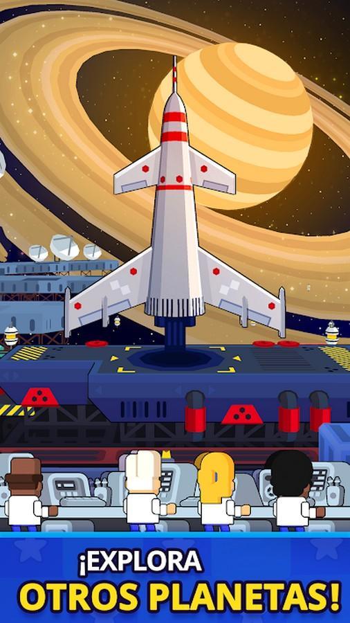 Rocket Star APK MOD imagen 3