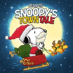 Snoopy's Town Tale APK MOD