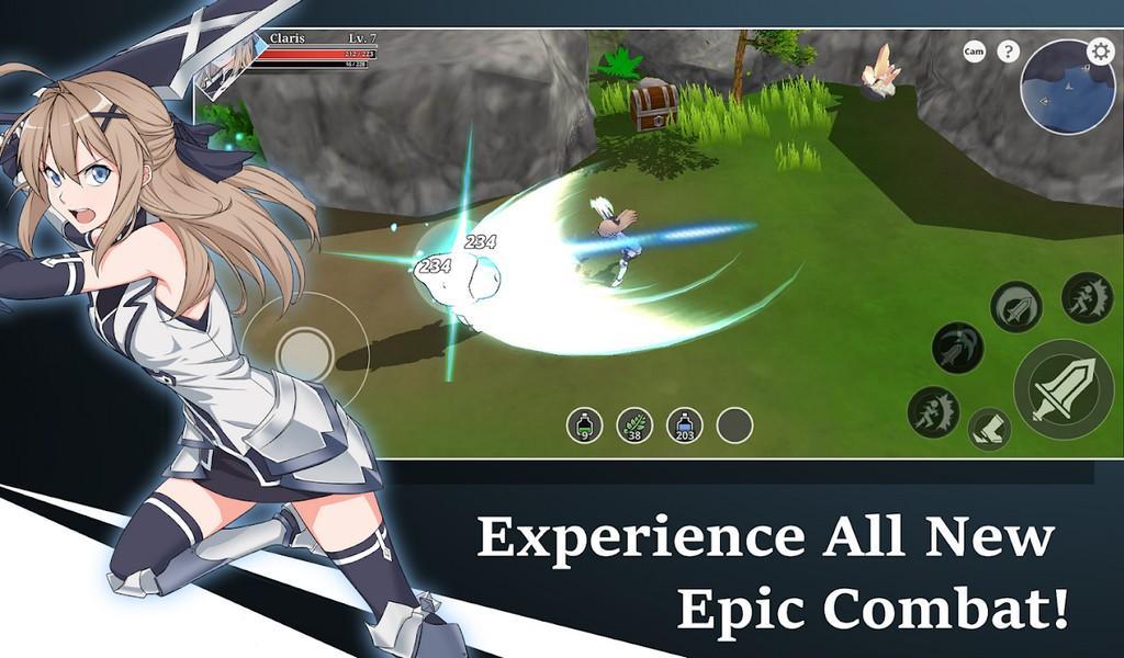 Epic Conquest 2 APK MOD imagen 1