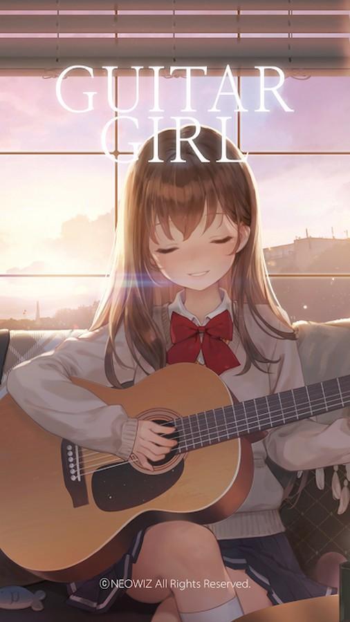 Guitar Girl APK MOD imagen 1