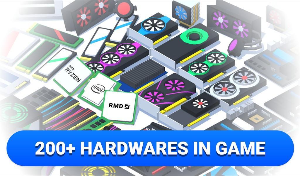PC Creator APK MOD imagen 2